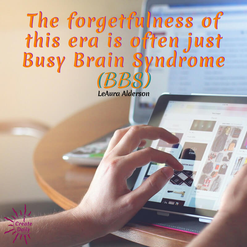 Okay, so I was going to research something online, noticed I had a Facebook notification, clicked on it, responded to it... then, 8 minutes later...#BusyBrainSyndrome #Distractions #Quotes #Multitasking #ADD #ADHD #Forgetfulness #Distractedness
