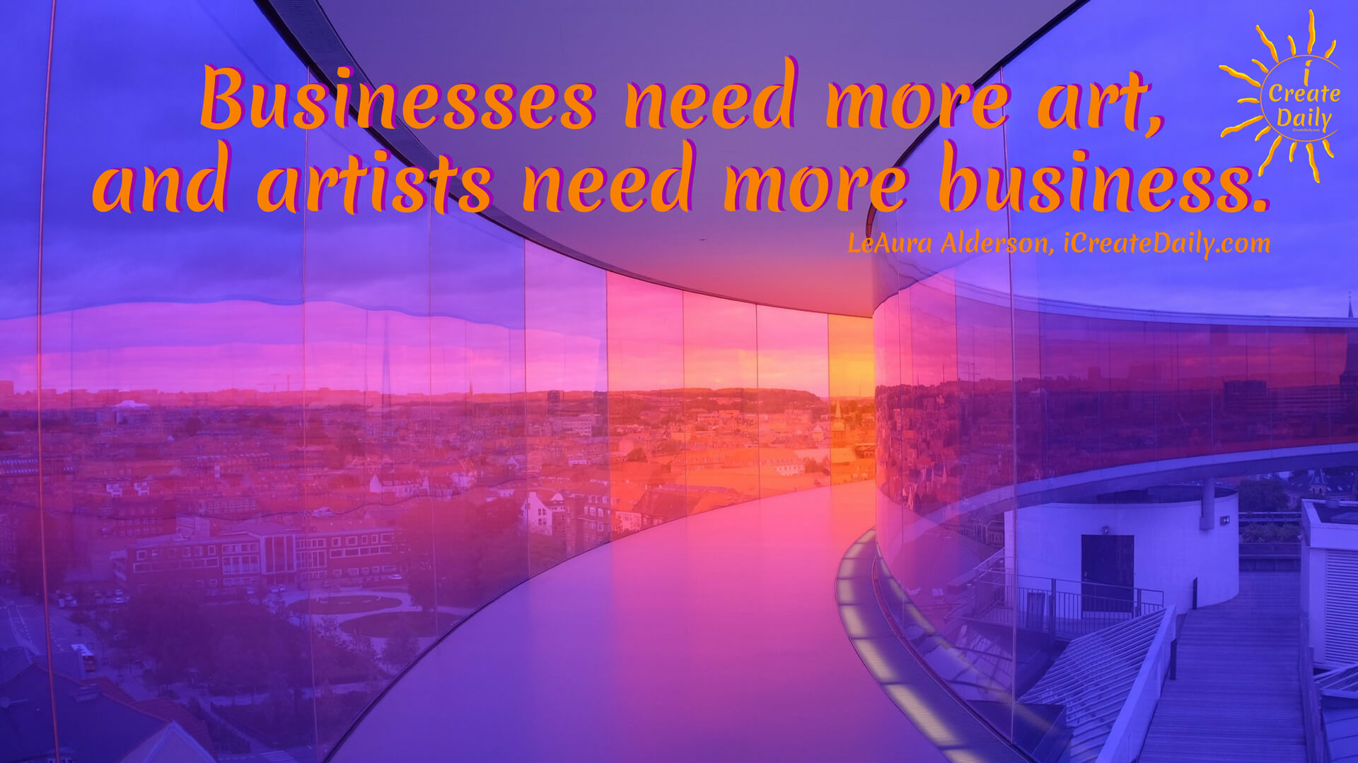 If you're an entrepreneur, you may not like marketing. If you're an artist, you may not like business, and in particular, most artist entrepreneurs hate sales. We get it. #BeenThereDoneThat. But if you apply creative branding to your business, with the eye of the artist, that reframing can make all the difference to your success. #success #business #art #creative