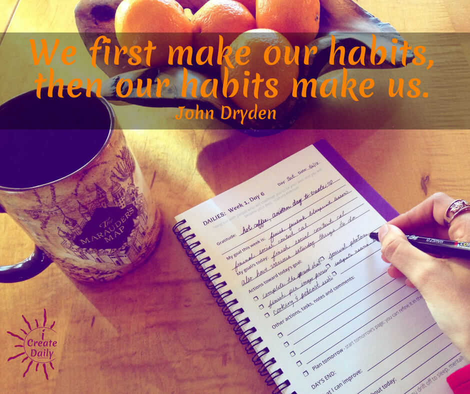 Progress leads to purpose. The pursuit of purpose inevitably leads to progress. We first make our habits, then our habits make us. #Habits #Goals #HabitsQuotes #GoalsQuotes #LifeIsTheJourney