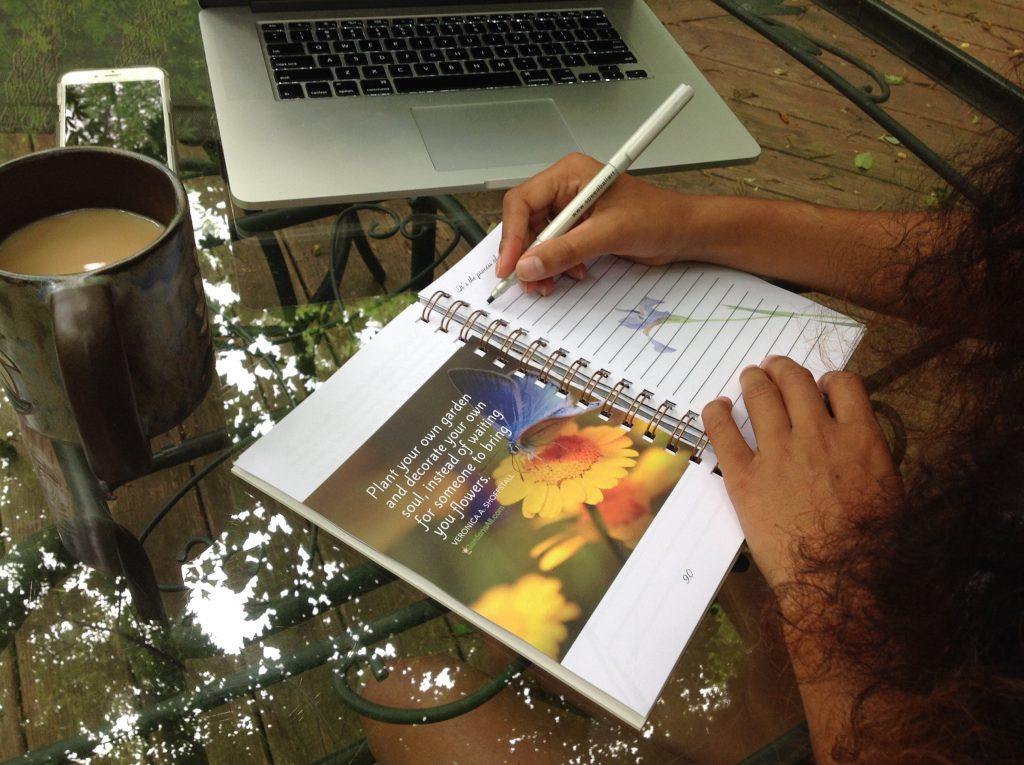 An Ideas Journal can Increase Creativity and Productivity