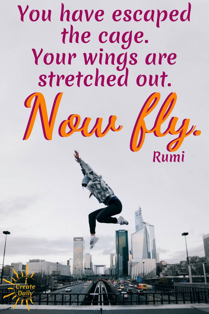 rumi quotes, freedom quotes