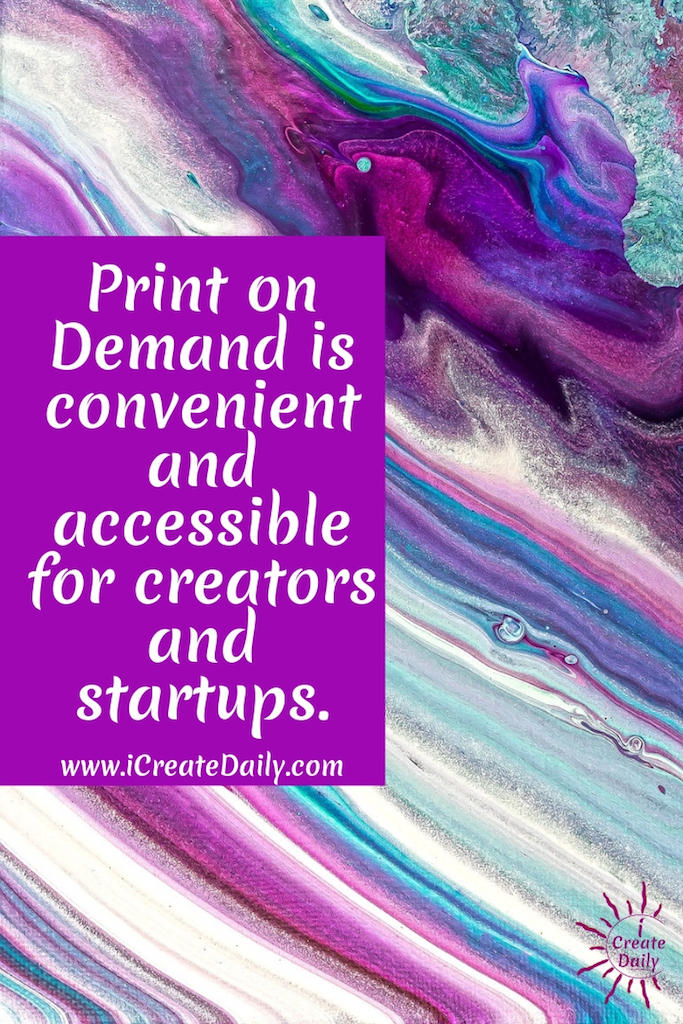 The most important benefit with Print on Demand (POD for short) is that it's convenient for start-ups, artists, and brands to include merchandise without needing to source everything themselves. #Business #Companies #Tshirt #Sites #Products #Ideas #Shirts #Art #Design #Shopify #Etsy #Dropship #Tips #Mugs #CostumePatterns #Jewelry #Fabrics #Artists #apparel