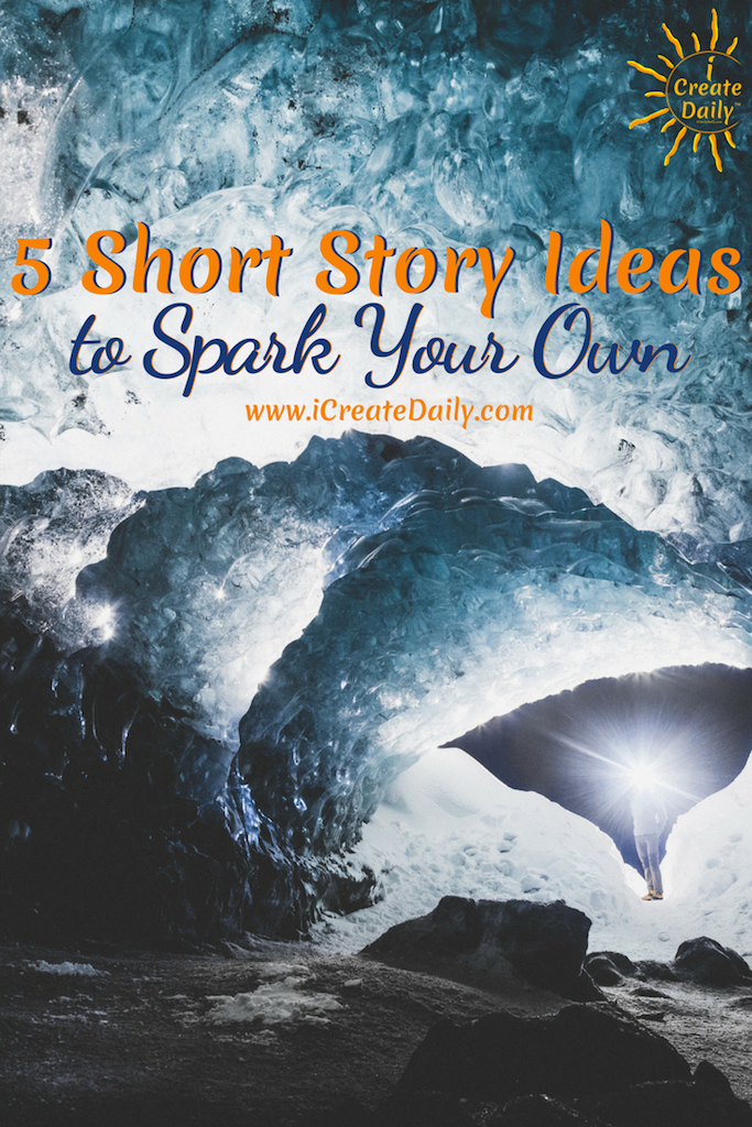If you're running low on short story ideas, we have a few that might get you fired up and ready to write. If you're like most creatives, you tend to have more ideas than time. However, when it comes to finally sitting down to the business of writing, your mind can mirror that blank screen and suddenly, the throng of noisy ideas fall deafeningly quiet. It's funny how that happens. #shorts #authors #writers #ideas