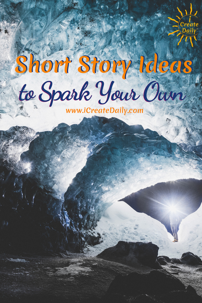 If you're running low on short story ideas and prompts, we have a few that might get you fired up and ready to write. #ShortStoryIdeas #WritingPrompts #StoryPrompts  #ShortStorySubmissions #LengthOfShortStories