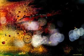 Time Disappears byLynda Suzanne Wright