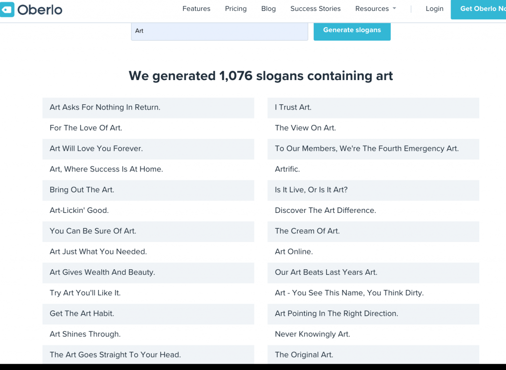The Best Slogan Generator for Your Brand