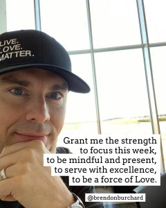 Brendon Burchard Quote & Photo, #PositiveQuotes #MotivationQuotes #BrendonBurchardQuotes