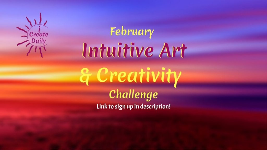 creativity challenge, 30 day art challenge