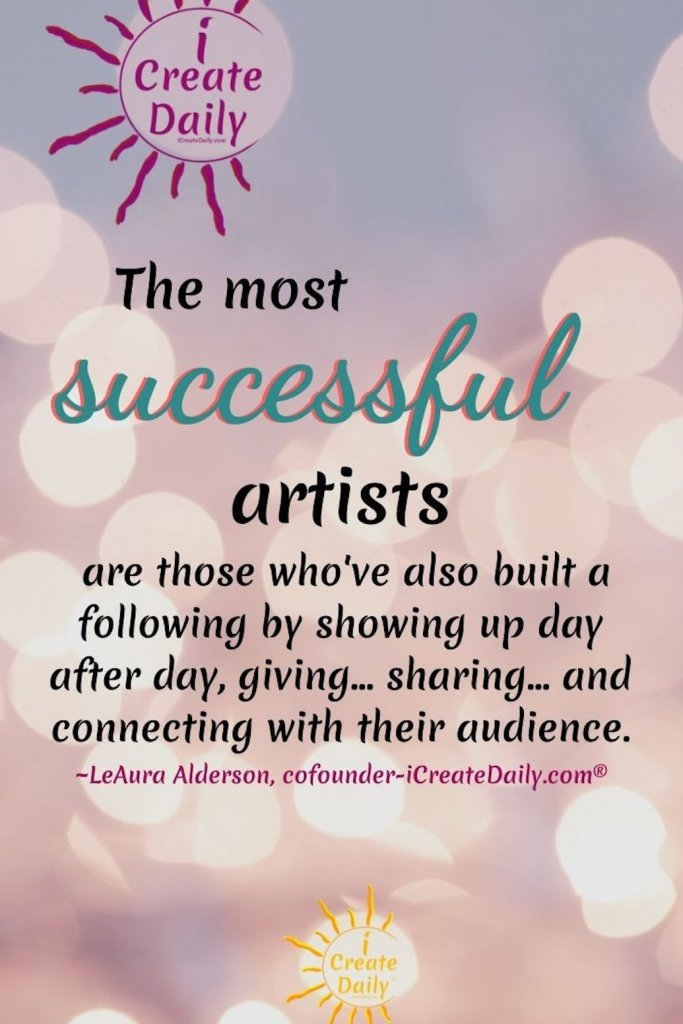 The Most Successful Artists...