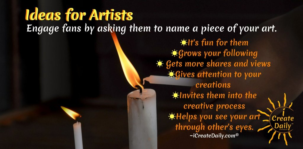 Ideas for artists to grow your following: #IdeasForArtists #BrandGrowth #CreativeBusinessAdvice #ArtistBusiness #ArtistEntrepreneur