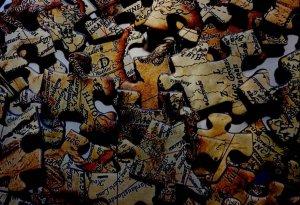 1000 Piece Jigsaw Puzzle - Quarantine Essay #Covid-19 #Quarantine #Essays