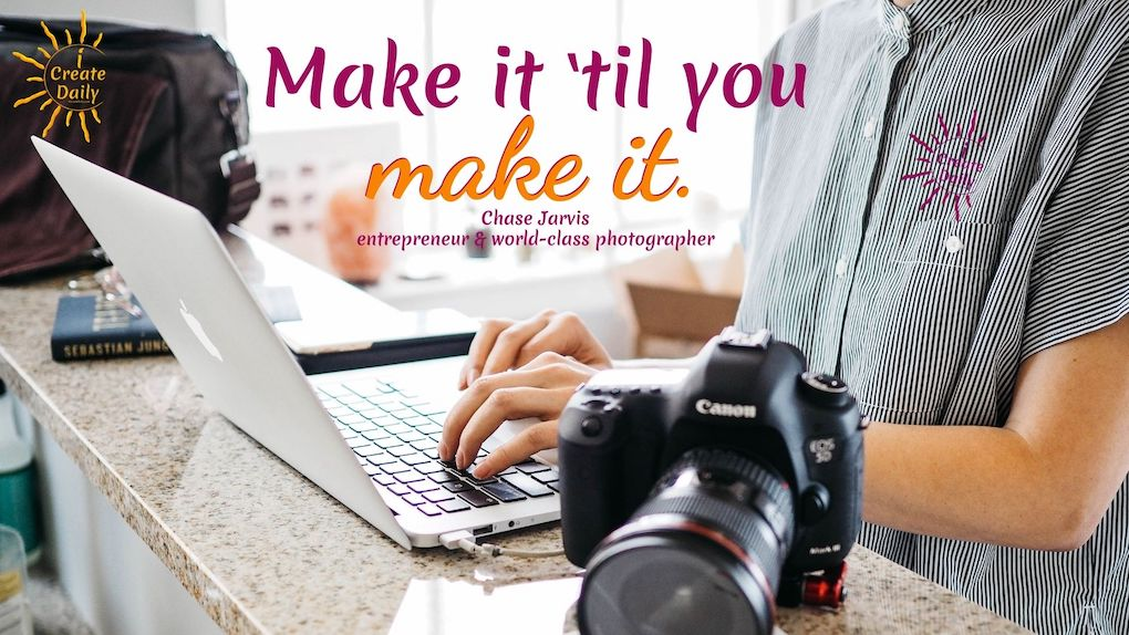 Setting goals and working toward them with daily diligence is a success habit that will see you to where you want to go. ~LeAura Alderson, iCreateDaily.com® #AchievementQuotes #GoalsQuotes #Inspiration #Goals #HardWork #Creators #Photographers #Artists #ChaseJarvisQuote #iCreateDaily
