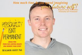 Personality Isn't Permanent by Benjamin Hardy - Book Review. #PersonalityIsntPermanent #BenjaminHardy #BenjaminHardyBook #EpicBook #BestPersonalDevelopmentBook #PersonalDevelopment