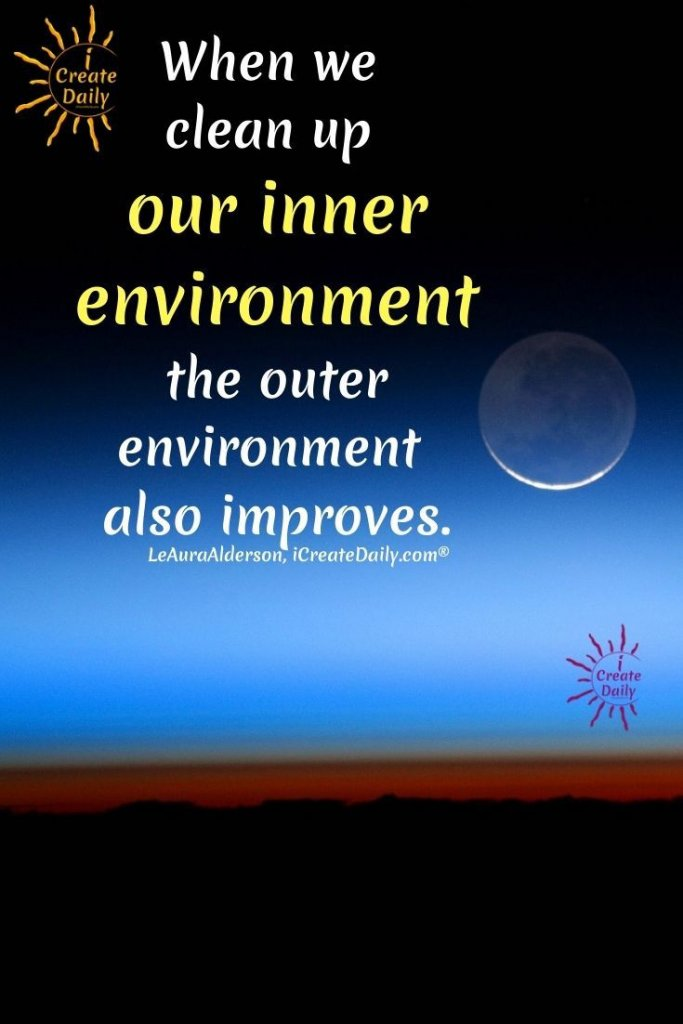 "'Imprinting ether"" is another way of describing manifestation... where thoughts become things. And this is why we must protect ourselves by clearing negatives with positives… fear with faith, hatred with love, and take action in the direction of our dreams.#ThoughtQuotes #Mindset #PersonalEcosystem #InnerEnvironment #Manifestation #StepsToAchieveYourGoals"