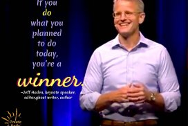 Jeff Haden Quotes on the Nature of Success