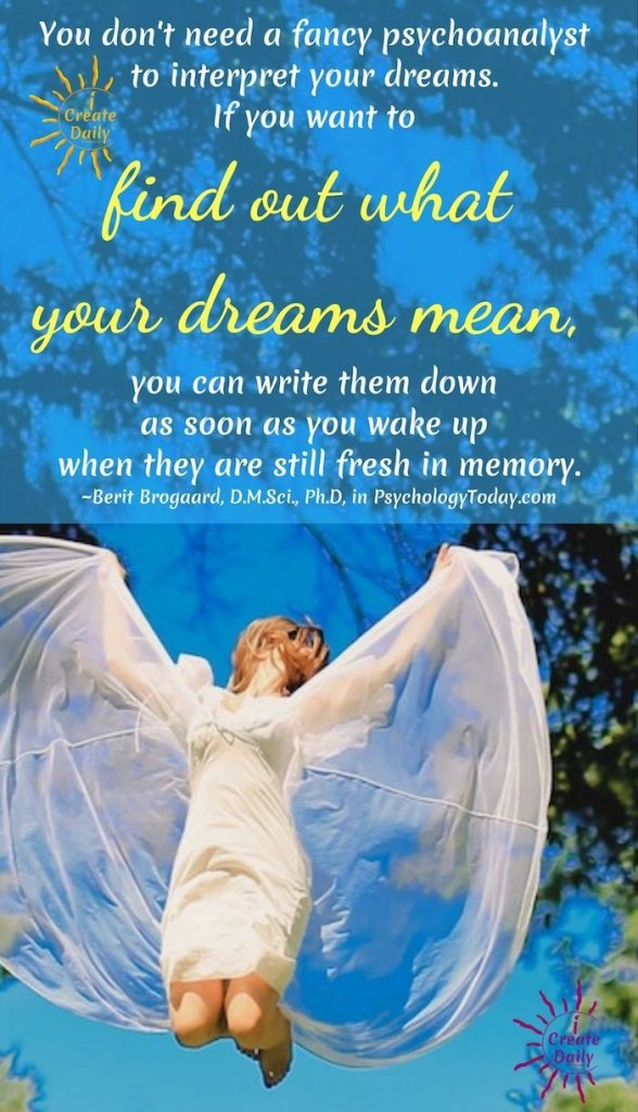 Flying Dreams Meaning - How to interpret dreams