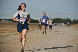 It's a Marathon Not a Sprint – In It for the Long Haul