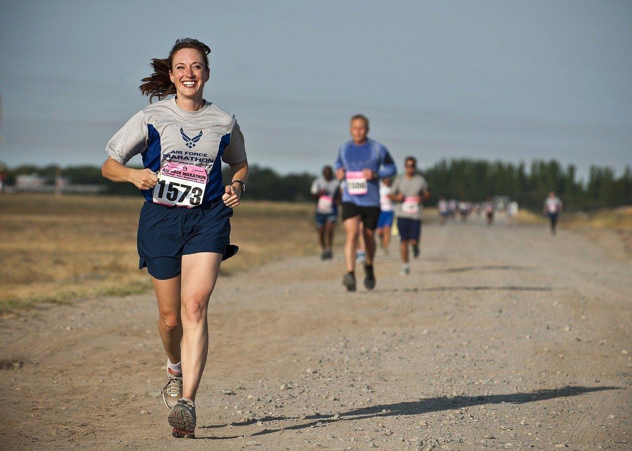 Life is a marathon, not a sprint. #LongHaul #InItForTheLongHaul