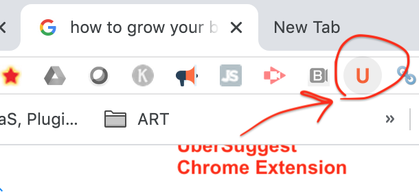 HOW TO GROW A WEBSITE - Keyword tools we use. #HowToGrowYourBlog #HowToGrowABlog #KeywordTools  #iCreateDaily #UberSuggestChromeExtension #IncreaseWebsiteTraffic #OrganicTraffic #SEO
