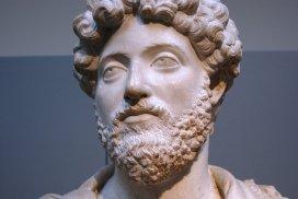 Marcus Aurelius Antoninus, Roman emperor, Stoic philosopher, 121-180 AD