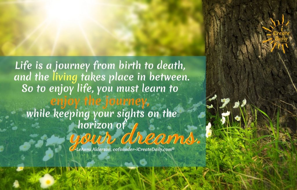 HONE IN ON YOUR ZONE. Every start is a birth, and the process is a journey. #PurposeQuote #PurposeOfLife #Honorable #Compassionate #iCreateDaily #LifeIsAjourney #YourDreams