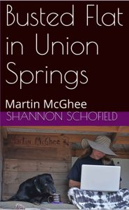 Busted-Flat-in-Union-Springs-Martin McGee with Shannon Schofield,