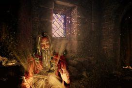 The alchemist Quotes, magician, fantasy, magic image