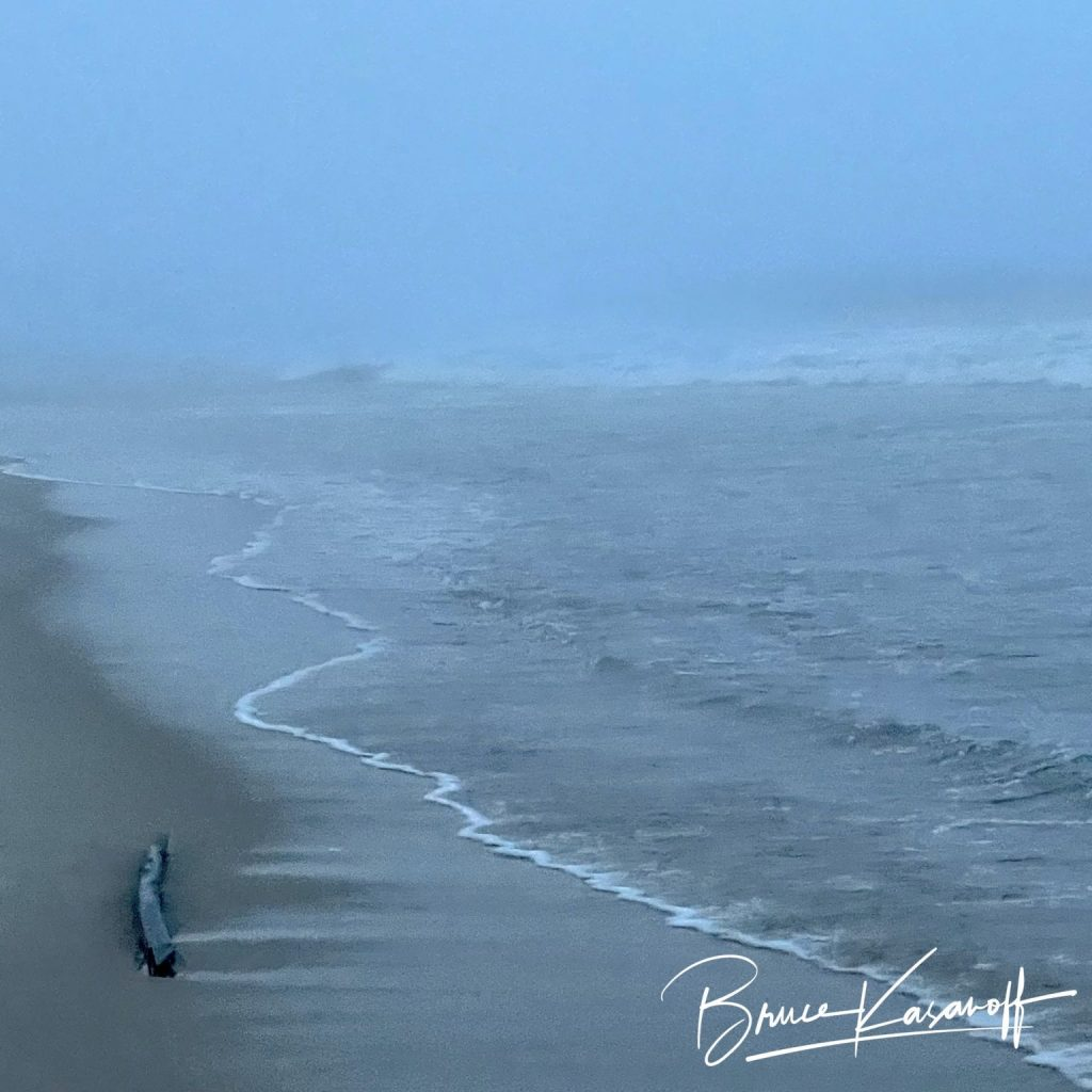 The Ocean and the Stick-Image by Bruce Kasanoff-Story on iCreateDaily-Never Give Up On Your Dreams